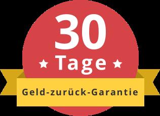Geld-zurück-Garantie Badge